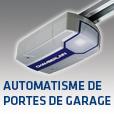 AUTOMATISMES DE PORTES DE GARAGE